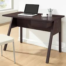 Overstock Home Office Desk Frommes Brown Espresso Modern Home Office Desk Free