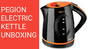 Orange Kettle And Toaster Pigeon Electric Kettle Unboxing Youtube