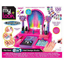 my look 8 in 1 super nail salon by cra z art target
