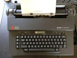 elektrisk skrivemaskine u2013 dba dk u2013 køb og salg af nyt og brugt