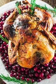 roasted turkey with herb butter s cuisine