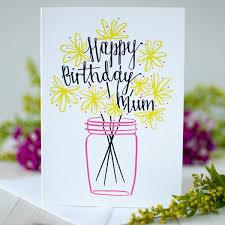 happy birthday mom card happy birthday mom 50 mothers birthday