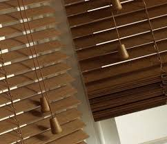 wood venetian blinds are versatile and easy to use and control the