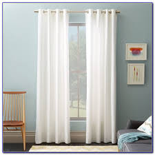 white grommet curtains ikea curtain home decorating ideas