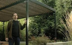 Steel Pergola Kits Sale by Pergola And Patio Cover Ideas Landscaping Network