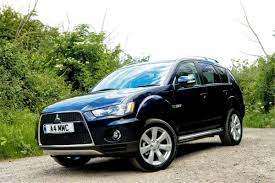 mitsubishi outlander off road mitsubishi outlander 2007 car review honest john