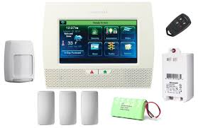 honeywell alarm home security ebay