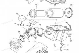 yamaha raptor 660 parts diagram automotive parts diagram images