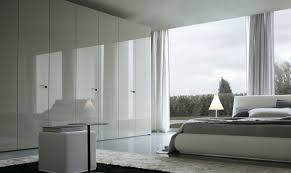 Fitted Bedroom Furniture Companies Bedroom Bespoke Built In Fitted Wardrobe Mirrored Modern