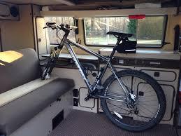 Porsche 911 Bike Rack - thesamba com vanagon view topic bike rack got me a fat bike