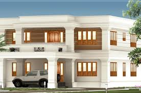 Luxury Home Design Kerala Roof Modern Flat Roof House Design Kerala Home Beautiful Roof