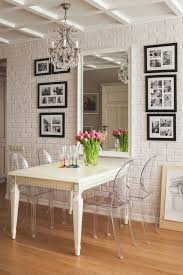Clear Dining Room Table Best 10 Ghost Chairs Dining Ideas On Pinterest Ghost Chairs