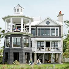 Lowcountry Homes Beacon Of History Coastal Living