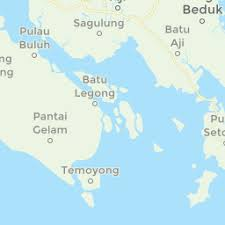 map batam batam indonesia offline map for iphone ipod touch