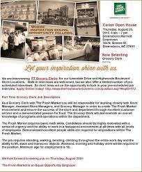 Bakery Clerk Job Description For Resume Hugh Benson Essays On The Philosophy Of Socrates Help With