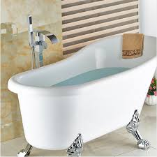 Clawfoot Tub Fixtures Online Get Cheap Freestanding Tub Faucet Aliexpress Com Alibaba