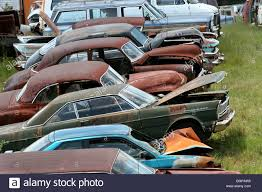 Vintage Ford Truck Junk Yards - 1950s junkyard stock photos u0026 1950s junkyard stock images alamy