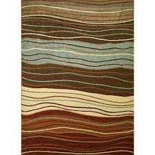 Concord Global Area Rugs Shop Concord Global Hton Indoor Area Rug Common 5 X 7 Actual