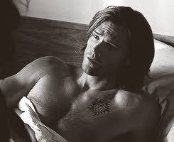 sam winchester anti possession tattoo men pinterest anti