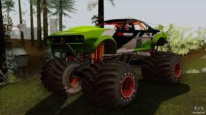 bigfoot 5 monster truck gta 5 vapid big foot for gta san andreas