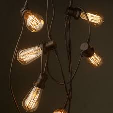 edison string lights vintage edison 20 bulb party lighting 240v edison string lights 1