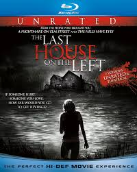 House Movies by The Last House On The Left Blu Ray Unrated