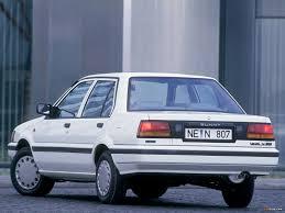 nissan sunny b12 sunny sedan n13 1986 u201390 pictures