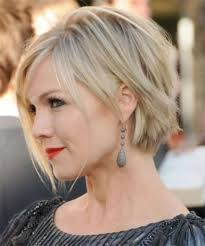 short hairstyles for round faces 7 fashion and women