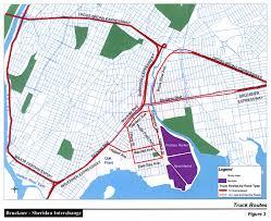 Truck Route Maps Nysdot Bronx Bruckner Expressway I278 Sheridan Expressway