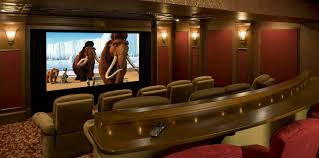 simple home theater interiors decorate ideas fresh and home