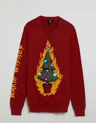 christmas tree jumper with lights latest mens volcom knitted light up christmas tree jumper e19z8