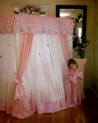 Princess Canopy Bed Canopy Tent Beds For Girls Disney Princess Canopy Bed Canopy