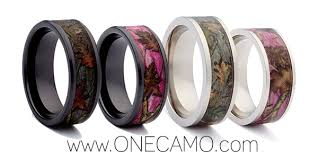 his and camo wedding rings camo wedding rings camo silicone rings mossy oak realtree gear