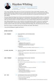 sle resume for digital journalism conferences 2016 editor resume sles visualcv resume sles database