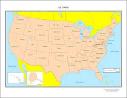 us state abbreviations map usa map with capitals and abbreviations usa map with capitals and