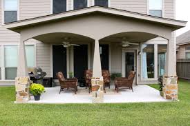 Inexpensive Covered Patio Ideas Covered Porch Cost Crafts Home
