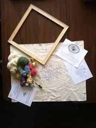 Hand Hooked Rug Kits Kits U0026 Supplies The Ruggery