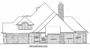 house plans one level spacious one level house plan with bonus 48346fm architectural
