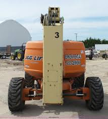 2000 jlg 600a boom lift item k4027 sold june 30 constru