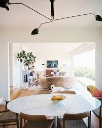 Oval Marble Dining Table Modern Dining Room Photos 329 Of 339