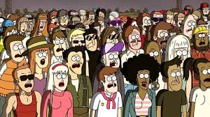 regular show thanksgiving special dailymotion