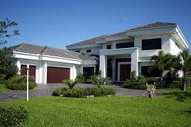 Florida Style Homes Contemporary Florida Style Home Plan Architecture Pinterest