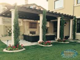 Outdoor Patio Cover Designs Outdoor Living Design Patio Covers Outdoor Kitchens Los Angeles