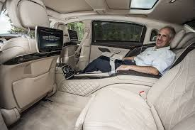 mercedes maybach s500 mercedes maybach s 500 review super luxury vs little peles castle