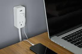 mos reach offers modern power solution with standard socket 2 usb