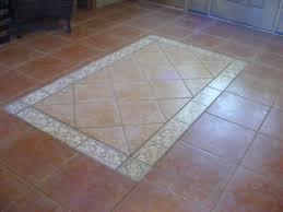 Kitchen Floor Ceramic Tile Design Ideas - tile floors mirrored kitchen cabinet doors ge electric range