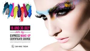 makeup course express make up course in dubai benton makeup academy
