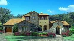 spanish house plans monster house plans
