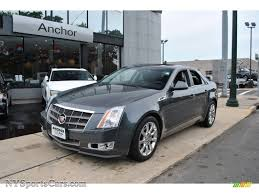 2008 cadillac cts for sale 2008 cadillac cts sedan in thunder gray chromaflair 191179