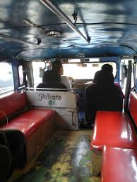 jeepney drawing file jeepney interior jpg wikimedia commons